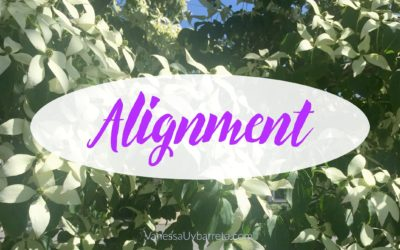 Vibrational Alignment