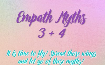 Empath Myths 3 and 4